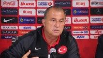 Türkiye Futbol Direktörü Terim Basın Toplantısı -4-