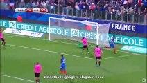 Olivier Giroud 1-0 Super Goal HD - France 1-0 Scotland 04.06.2016 HD