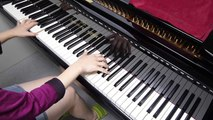 【 ハイキュー!! SPYAIR ( Haikyuu!! ) 】 アイム・ア・ビリーバー Im A Believer 【 Piano ピアノ 】
