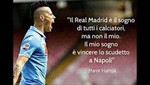 Tributo a Marek Hamsik 17 !!81 gol in campionato come Diego Armando Maradona!Forza Napoli