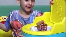 Peppa Pig Troninho Cocô de Massinha Play Doh Surpresas Minecraft Frozen Homem Aranha Surprise Eggs 2