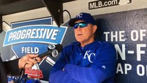 Royals' Ned Yost expects Salvador Perez to return this weekend
