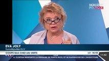Eva Joly s'explique sur ses cotisations impayées chez les Verts