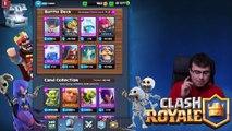 ¡¡¡ ABRIENDO 100 COFRES MÁGICOS !!!   Clash Royale