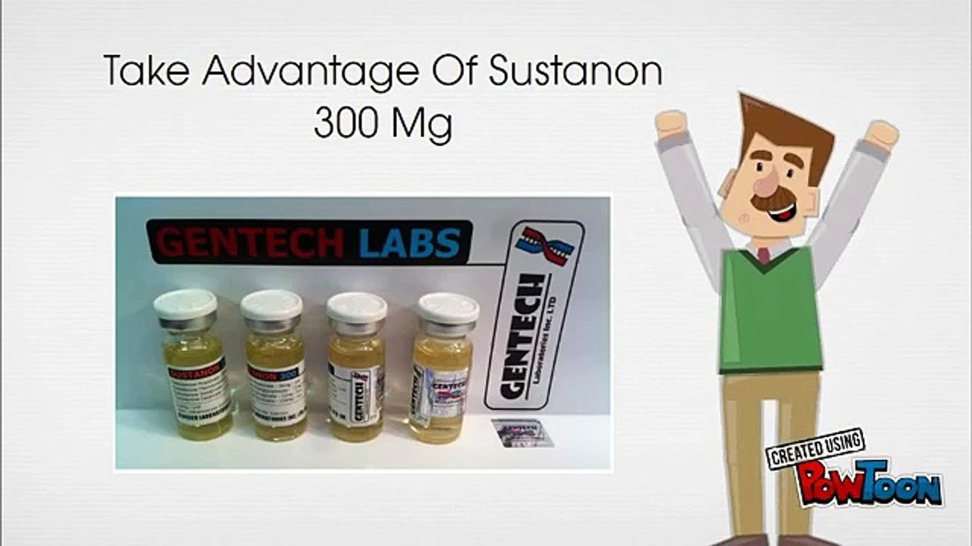 Take Advantage Of Sustanon 300 Mg - Read These 5 Tips
