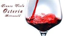 Weindegustation am 22. Februar 2014 in der Osteria