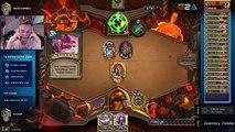Reynad clears the board [Hearthstone: Funny Reynad Stream Highlights]