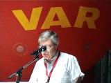 Intervention de l'IHS CGT 83 au Congres de l'UD VAR