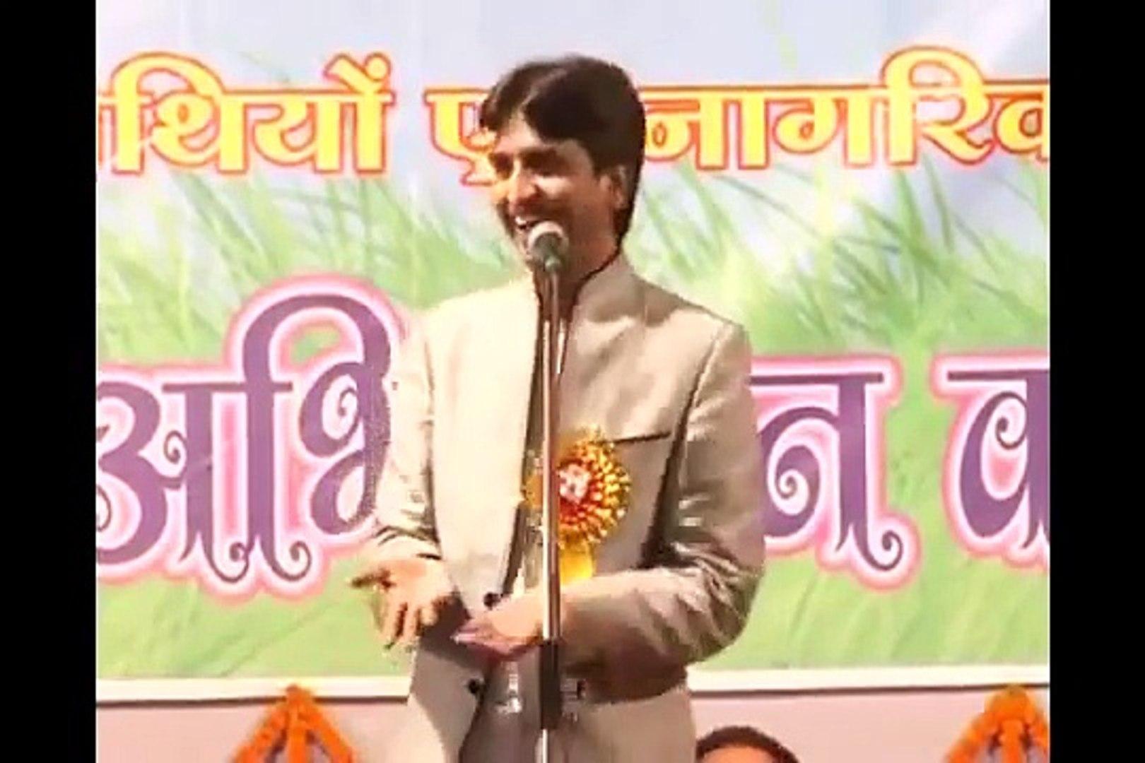 Dr Kumar Vishwas - Best Ever Performance - Comedy Jokes - Dr