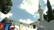 Cumhurbaşkanı Erdoğan - Kısıklı Abdullahağa Camisi Açılışı