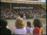 Lipton ad w/Chris Evert Lloyd, 1985