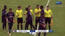 Dimanche 5 juin 2016 à 15h45 - Olympique Lyonnais - Paris Saint-Germain - Finale Championnat National U19