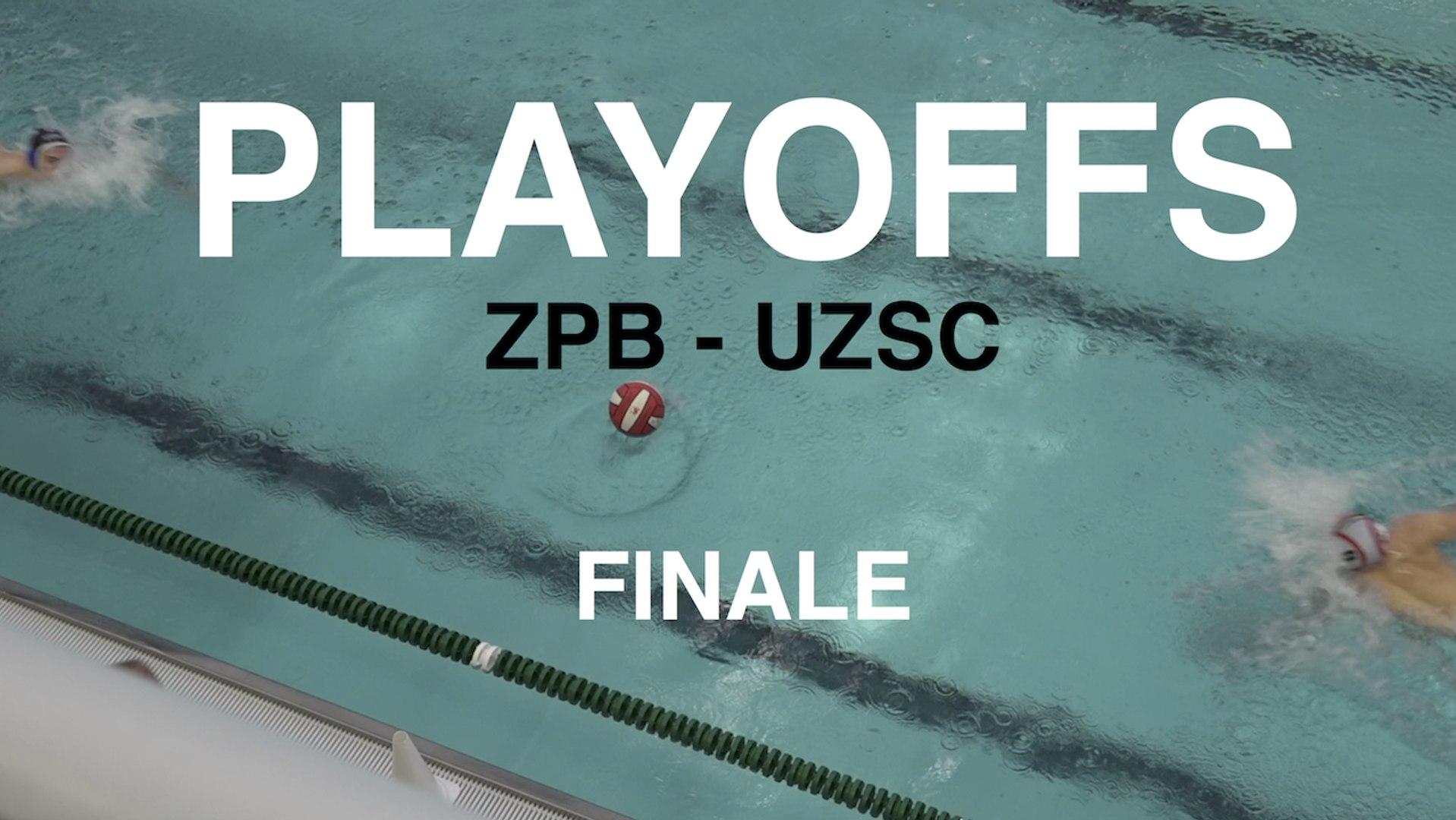 Playoffs Eredivisie | Finale | ZPB - UZSC | Aftermovie