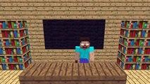 Monster School- Skateboarding (Minecraft Animation)