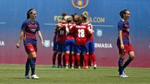 [HIGHLIGHTS] FUTBOL FEM (Liga): FC Barcelona-Atlético Féminas (0-1)