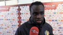 """Jordan Lukaku: """"Le coach m'avait rappelé que j'étais d'abord défenseur"""""""