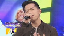 "GGV: Jason Dy sings ""Superstar"" for his ex-girlfriend"