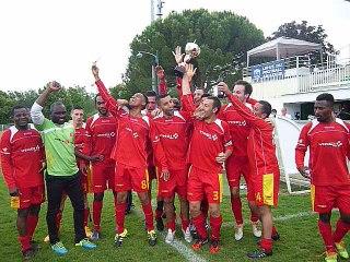 Finale coupe équipes réserves - Les Municipaux savourent leur victoire