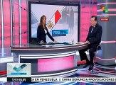 Béjar: Peruanos votan por Fujimori pues creen que frenará crímenes