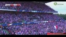 France vs Scotland Goal Olivier Giroud International Friendly 2016