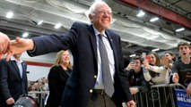 Presidential primary votes coming in California and New Jersey
