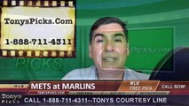 New York Mets vs. Miami Marlins Pick Prediction MLB Baseball Odds Preview 6-5-2016