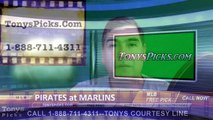 Pittsburgh Pirates vs. Miami Marlins Pick Prediction MLB Baseball Odds Preview 6-1-2016