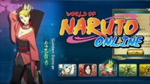 Free Naruto Shippuden Game Online (PC) | 2.5D RPG Fighting Manga Gameplay