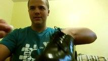 How to shine your shoes with kiwi shoe polish (shiny like glass)