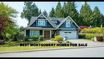 Affordable Montgomery Homes for Sale