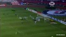 Gol de Ronaldinho Gaúcho   São Paulo 1 x 2 Atlético MG   02052013   Libertadores da América