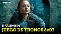 """Juego de tronos 6 - Reacción a """"El hombre destrozado"""" Game of Thrones 6x07 The Broken Man"""