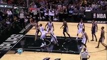 Jazz center Enes Kanter scores a career-high 25 vs. Spurs