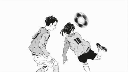 Entrée de jeu pour le trailer de Sayonara Football !