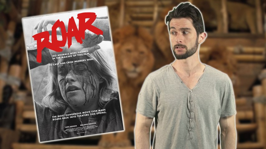 FILM WARS #8 - Roar (1981)