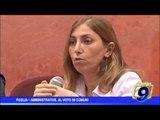 Puglia, Amministrative: al voto 59 comuni