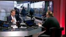 """SNCF: """"Nous ne sommes pas responsables des inondations, nous resterons en grève"""""""