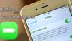 iOS 8.4 Pil Tasarruf Modu (Battivator) | Tweak İncelemesi #2