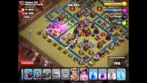 Clash Of Clans Attacks   Maxed Out Bases   Clash Of Clans Strategy