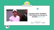 Nelson Monfort viré par Andy Murray ? Il s'explique