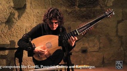 ZAMBONI // L'ultimo romano : Sonate d'intavolatura di leuto (1718) - Simone Vallerotonda