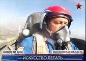Усовершенствованный истребитель МИГ-29 с отклоняемым вектором тяги ☢ Россия