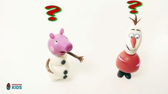 Olaf vs Peppa Pig