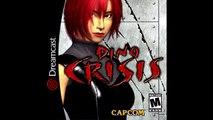 Dino Crisis Music (Dreamcast Version) - Track 10 - Raptor Attack 4 (Blue Raptor Introduction)