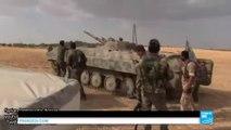 """Syrie : l'armée de Bachar el-Assad avance vers Raqqa, la """"capitale"""" du groupe Etat islamique"""