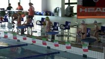 Gara nuoto Senigallia -- 29° Golden Gala - 2 giugno 2013 - 25 stile mas. giovanissimi - batteria 2