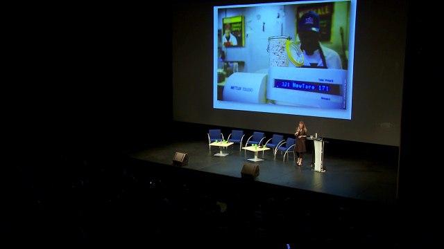 Conférence Zéro Déchet - Béa Johnson (4/4) : Alimentation zéro déchet