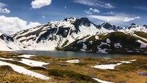 Timelapse: les Alpes en 20.000 images époustouflantes
