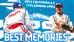 Formula E Drivers' Most Treasured Motorsport Moments