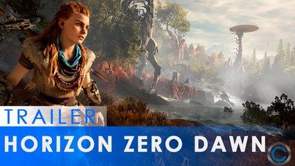 Horizon Zero Dawn - Trailer Aloy